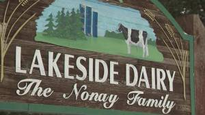 A cheesy adventure in Sturgeon County: Lakeside Dairy expands horizons after 2018 fire (02:40)