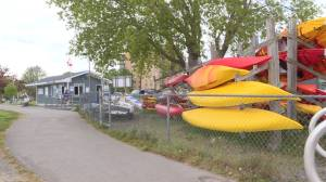 Outdoor businesses continue to open including Kingston waterfront location. (01:41)