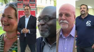 Kingston candidates react to election sign ban on public property