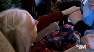 Quebec caregivers over 70 who visit CHSLDs to get vaccine priority (02:14)
