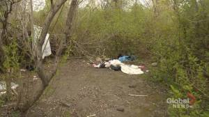 Calgary homeless agencies see 'large spike' in people shunning shelters to avoid catching COVID-19