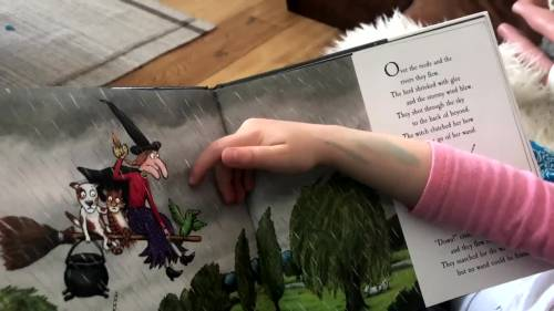 Studio Story Time: 'Room on the Broom' by Julia Donaldson | Watch News Videos Online