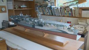 N.S. model maker's work catches Smithsonian's interest