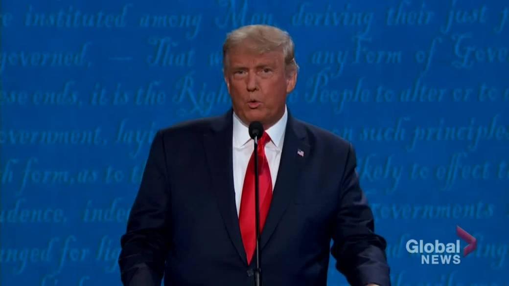 Trump touts coronavirus response in opening remarks'