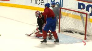Canadiens player back in COVID-19 protocol (02:06)