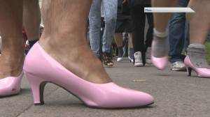 Walk A Mile in Her Shoes Halifax returns for 2021 (06:08)
