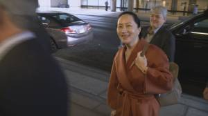 Huawei executive makes court appearance in extradition trial