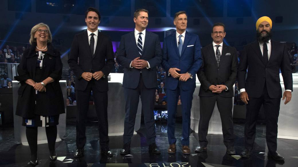 Election debate: a breakdown of false, inaccurate statements leaders made