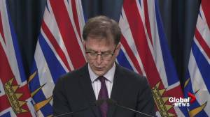 Minister of health asks British Columbians to 'stick to six' moving into fall