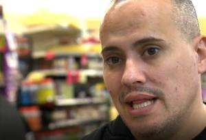 A Winnipeg grocery store owner isn't taking theft from his stores lightly