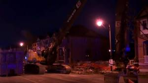 Remains of young person located on site of Markham house explosion