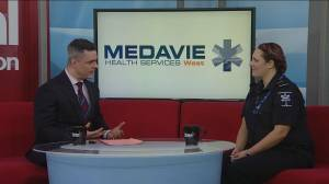 Medic Minute: Mental health for first responders