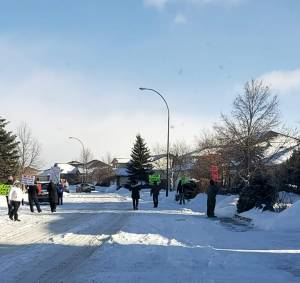 'Idiots' protest at Saskatchewan chief medical health officer's home: Moe (02:02)