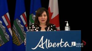 Alberta education minister says Grades 1 – 3 students seeing the 'most significant loss' throughout COVID-19 pandemic (00:27)