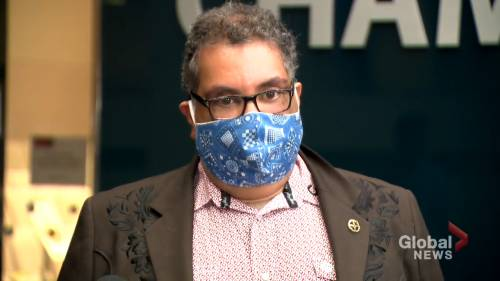 Could masks become mandatory in Calgary? Mayor isn't ruling it out | Watch News Videos Online