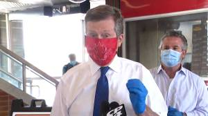 Coronavirus: Masks, face coverings now mandatory on TTC, Toronto mayor says