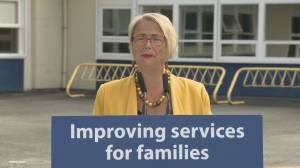 Mental health support programs coming to 3 more B.C. school districts (03:36)