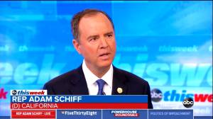 Schiff calls raid that led to ISIS leader al-Baghdadi's death an 'operational success'