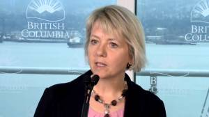 B.C. health officer provides update on province's coronavirus cases