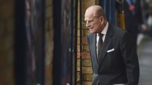 Prince Philip's 'precautionary' stay in London hospital continues (03:23)