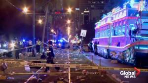 Second person killed by New Orleans Mardi Gras float