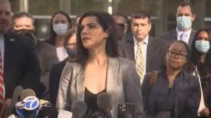 R. Kelly trial: U.S. Attorney says verdict 'forever brands' singer 'a predator' (03:32)