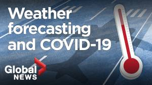 How COVID-19 may be affecting weather forecasts (04:56)