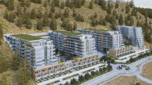 West Kelowna city council was forced to find a bigger venue for Wednesday night's public hearing on a controversial development slated for the city's Casa Loma area