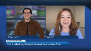 Top virtual meeting mishaps and how to fix them (04:49)