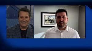 Global News Morning chats with Matt Lee (07:49)
