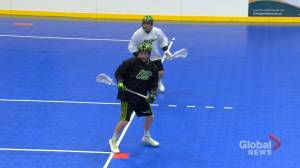 Sustained success for Saskatchewan Rush may depend on busy summer ahead (01:43)
