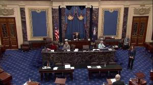 Coronavirus outbreak: U.S. Senate debates $1 trillion stimulus bill for Americans impacted by COVID-19 pandemic