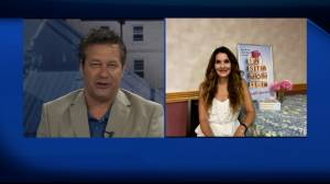 Global News Morning chats with new author Chantel Guertin (05:39)