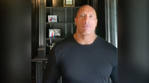 Dwayne 'The Rock' Johnson speaks out against President Trump in an Instagram video