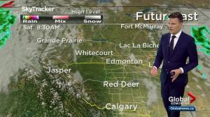 Edmonton afternoon weather forecast: Friday, August 27, 2021 (03:56)