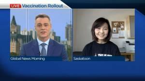 Addressing vaccine hesitancy in Saskatchewan (04:13)