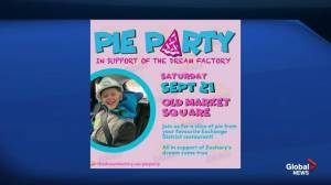 Buy pie, make Manitoba boy's dream come true