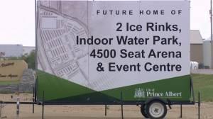 Prince Albert, Sask., multi-purpose arena project moving forward (01:56)