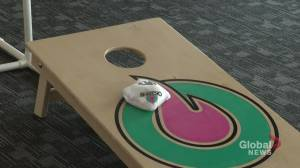 Peterborough hosts Canadian Cornhole Championships