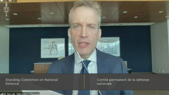 Click to play video: Former Harper's top staffer recalls concerns over sexual misconduct allegations during appointment process of Gen. Vance