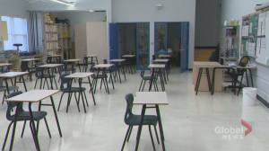 Spike in COVID-19 cases renews concern about keeping Halifax schools open (01:58)