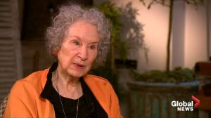 The Handmaid's Tale got 'closer to reality,' says author Margaret Atwood