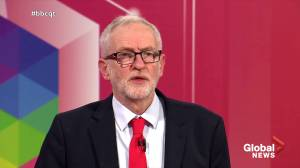 UK's Corbyn says he would stay neutral in new Brexit referendum