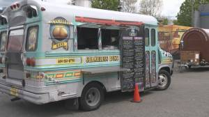 Food fight brewing between food trucks and local restaurants in Steveston (02:05)