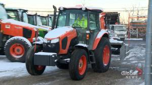 West Island snow removal company sees boom in business