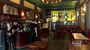 Quebec's COVID-19 vaccination passport will be needed in bars, restaurants, gyms and more (02:15)
