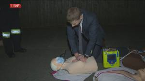 EHS Operations creates a new CPR training humanequin (05:23)
