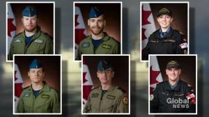 Nova Scotia remembers victims of helicopter crash (02:09)