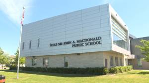 Kingston public school board votes to change École Sir John A. Macdonald Public School name (02:05)