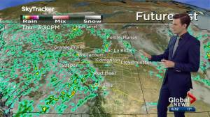 Edmonton weather forecast: Wednesday, July 8, 2020